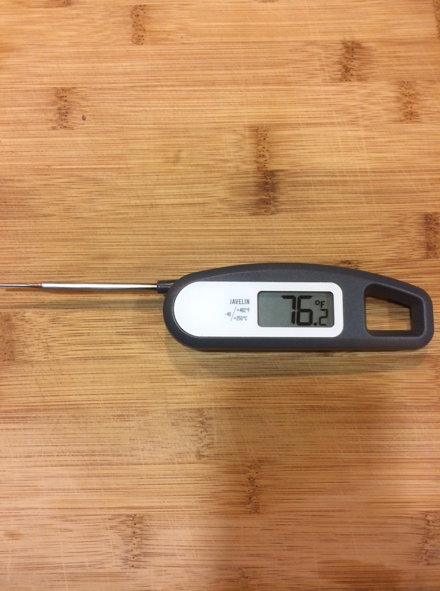 On the Importance of a GoodThermometer