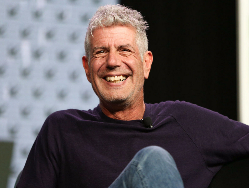 A Tribute to Anthony Bourdain