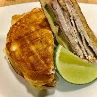 Medianoche Sandwiches